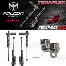 "Teraflex Jeep Wrangler JK 4-Door Falcon Series 3.1 Piggyback Shocks w 2.5-3.5"" L"