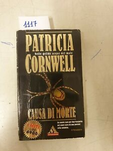 Patricia cornwell causa di morte formato tascabile