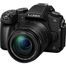 Panasonic Lumix DMC-G85 Mirrorless Micro Four Thirds Digital Camera with 12-60m