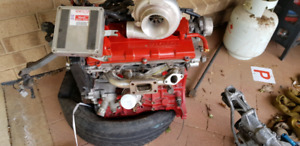 Toyota 3sgte with 3076 turbo and ECU