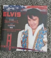 Elvis Presley America The Beautiful Mini LP CD