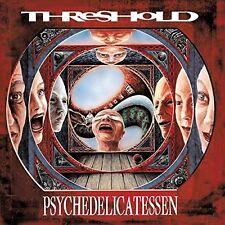 Threshold-psychedelicatessen (definitive edit 3 VINILE LP NUOVO