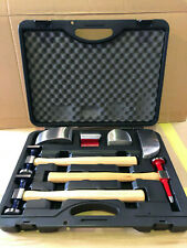 CAM 7 Piece Body Repair Kit, Panel Beating, Hammer and Dolly Set. Automotive