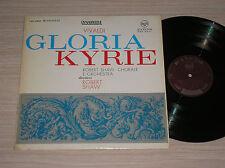 ANTONIO VIVALDI (ROBERT SHAW) - GLORIA / KYRIE - LP 33 GIRI ITALY