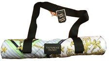 Nwt Victoria's Secret Limited Edition Graphic Fold-and-Pack Blanket 52x57 $68