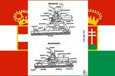AUSTRIA-HUNGARY 9cm LANZ MINENWERFER  GRENADE THROWER  WW1- RARE REFERENCE