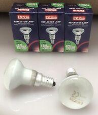 LAVA & GLITTER LAMP BULBS X 5 R39 LYVIA 30W SES E14 SMALL SCREW LAMPS