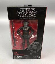 4-LOM Bounty Hunter Star Wars the Black Series 6-Inch Action Figure Damage Box
