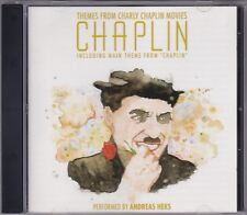 Chaplin - Themes From Chaplin Movies by Andreas Heks - CD (4509-92375-2)