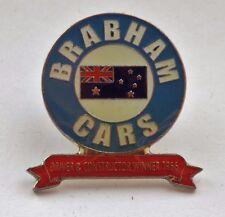 Formula 1 Interest - BRABHAM CARS Driver & Constructor Winner 1966 Pin Badge