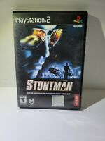 Stuntman (Sony PlayStation 2, PS2) Complete with Manual Tested