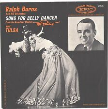 RALPH BURNS--PICTURE SLEEVE ONLY--(SONG FOR BELLY DANCER)--PS---PIC---SLV