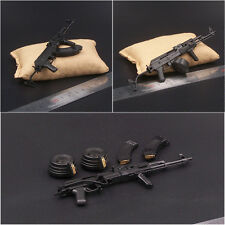 """VERY HOT TOYS AK-47 Assault Rifle Set 1/6 Fit for 12"""" action figure"""