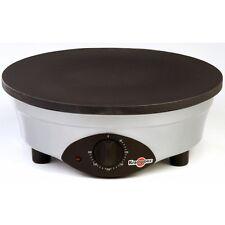 Krampouz electric crêpe/crêpe/chapati/omelete maker & accessoires gratuits