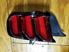 OEM FACTORY STOCK 15-18 FORD MUSTANG TAILLIGHT LAMP LIGHT DRIVER SIDE