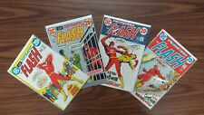 The Flash #218-221 (1959 series) (LOT OF 4)