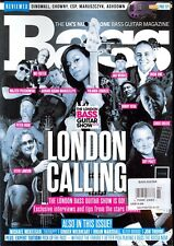 Bass Guitar Magazine Issue 153 London Bass Guitar Show Special 2018
