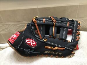 "Rawlings Renegade RFB 13"" Baseball Softball First Base Mitt Right Hand Throw NWT"