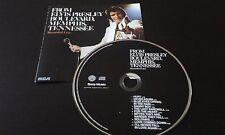 CD ELVIS PRESLEY - FROM ELVIS PRESLEY BOULEVARD, MEMPHIS, TENNESSEE - TOP