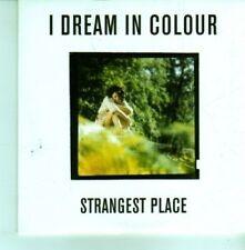 (CX833) I Dream In Colour, Strangest Place - 2011 DJ CD