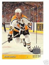 1993-94 Mario Lemieux Upper Deck SP - Pittsburgh Penguins