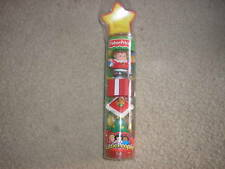 New Fisher Price Little People Holiday Christmas Tube