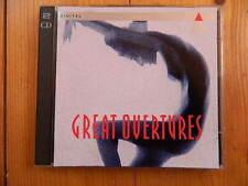 Great Overtures / Wagner Tannhäuser Mozart Die Zauberflöte Verdi La Traviata 2CD
