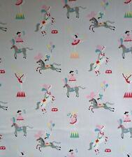 Sophie Allport FAIRGROUND PONY Fabric Remnant Fat Quarter 100 x 50cm
