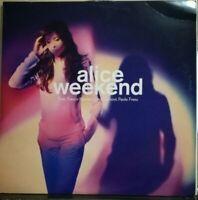 ALICE WEEKEND feat- F.BATTIATO - L.CARBONI PAOLO FRESU- Limited Edition 304