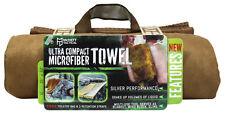 McNett Ultra Compact Advanced Microfiber Towel W/ Silver Performance Coyote XL