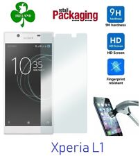 Premium Tempered Glass™ For Sony Xperia L1 Screen Protector Film Guard Glass