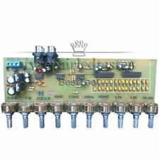 HIFI Tuning Board Audio Front Panel EQ Equalization Board Amplifier Preamplifier