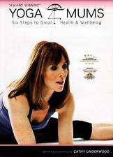 yoga 4 mamás (DVD / Cathy Underwood 2011)