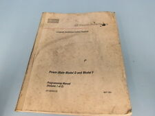 GE FANUC AUTOMATION PROGRAMMING MANUAL VOLUME 1 OF 2  GFZ-62093E/03