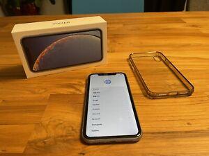 Apple iPhone XR - 128GB - Blue (Verizon Or Unlocked) A1984 (CDMA + GSM)