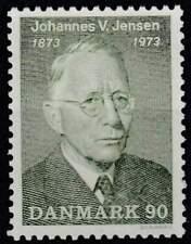Denemarken postfris 1973 MNH 540 - Johannes Vilhelm Jensen