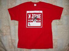 Chris Sale MLB Chicago White Sox K Zone For Sale Mens XL T-shirt New NWOT