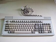 """VINTAGE FUJITSU 8-PIN WIRED N860-2500-T111 """"CLICKY"""" MECHANICAL KEYBOARD"""