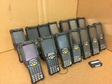 Lot of 14 Symbol Mc9090 Mobile Computer Tested to Power On Only