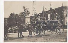 Germany, Berlin Royal Wedding 1905, Galawagen der Hofdamen Postcard, B027