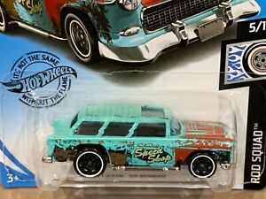 Hot Wheels Classic '55 Nomad L/C