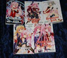 Demonizer Zilch manga set volumes 1,2,3,4,5 english paperback