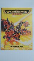 Wargear Codex Warhammer 40k Games Workshop Citadel Miniatures 0151 1993 VG