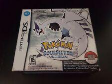 Pokemon: SoulSilver Version Box Set [DS] [2DS] [Nintendo DS] [2010] [Complete!]
