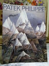 2012 PATEK PHILIPPE MAGAZINE LA RIVISTA INTERNAZIONALE VOLUME III nr.6 lingua It