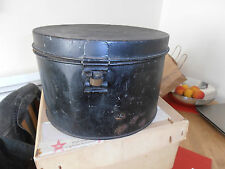 WW1 Royal Navy Hat Storage Tin