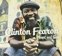 HEART AND SOUL - FEARON CLINTON [CD]
