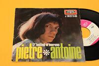 """Antoine 7 """" Steine 1° Druck Original 1967 EX"""