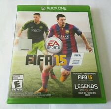 FIFA 15 (Microsoft Xbox One, 2014) **ULTIMATE TEAM** EXCELLENT GAME!