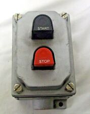 O-Z/Gedney SCAD12B2P3P4 Start/Stop Hazardous Locations Push Button Station